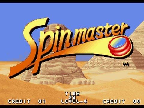 spin master neo geo game