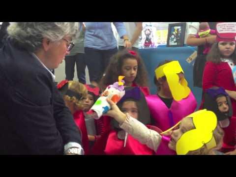 ESCUELA INFANTIL EL BIBIO. FELIZ CUMPLEAÑOS MAFALDA