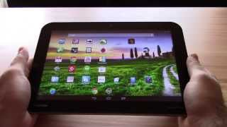 Toshiba Excite Pro Review (first Nvidia Tegra 4 Android Tablet)