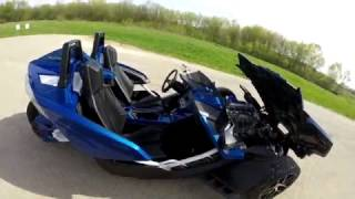 6. Polaris Slingshot Ride N Review