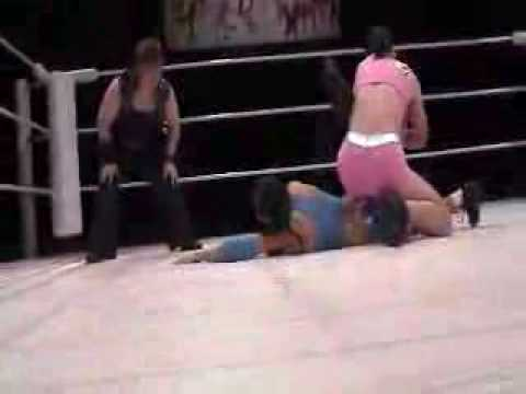 Hottest Chinese Girls Wrestling