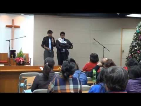 Love and Peace Ministry Christmas Party 2013 – Pakistani Christian Testimony