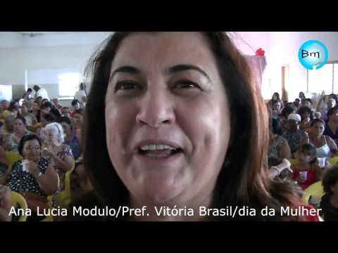 (vídeo) Prefeita Ana Lucia Modulo fala do dia da mulher