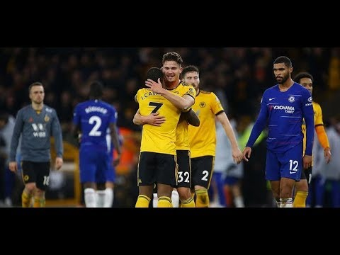 HD Wolverhampton vs Chelsea 2-1 Highlights & All Goals (05/12/2018)