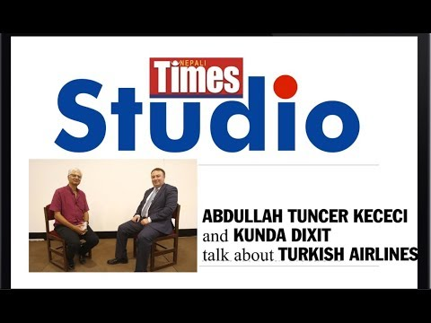 (Turkish Airlines marks 4 years in Kathmandu - Duration: 7 minutes, 1 second.)