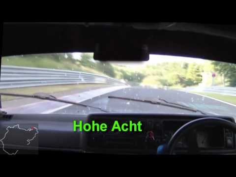 Nurburgring-Nordschleife Guide Hohe Acht and Hedwigs Hohe..mp4