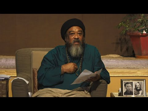 "Mooji Video: ""How Can I Stay as Is-ness in Daily Life?"""