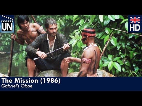 Unforgettable - The Mission (Gabriel's Oboe, 1986) Eng HD
