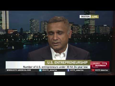 Shikhar Ghosh from Harvard University on the state of entrepreneurship