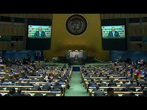 ΟΗΕ: 165 χώρες επικυρώνουν τη συμφωνία για την κλιματική αλλαγή