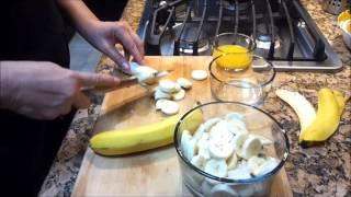 Ésta receta de Pay de Plátano o Banana Cream Pie es muy popular en el verano cuando se antoja un postre fresco, no empalagoso, suave y delicioso. Esperamos l...