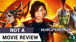 Video Thor: Ragnarok | Not A Movie Review | Sucharita Tyagi MP3, 3GP, MP4, WEBM, AVI, FLV April 2019