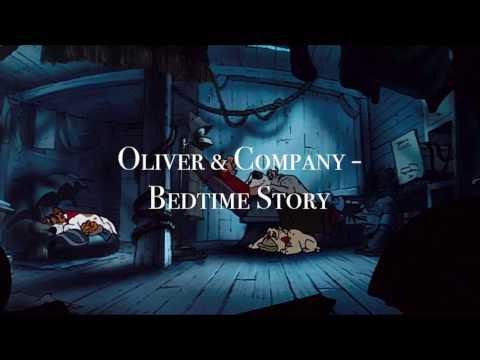 Oliver & Company - Bedtime Story