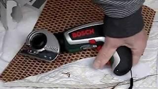 IXO Cutter   резка бумаги и бамбука