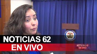 Inmigrante indocumentada se gradúa de abogada – Noticias 62 - Thumbnail