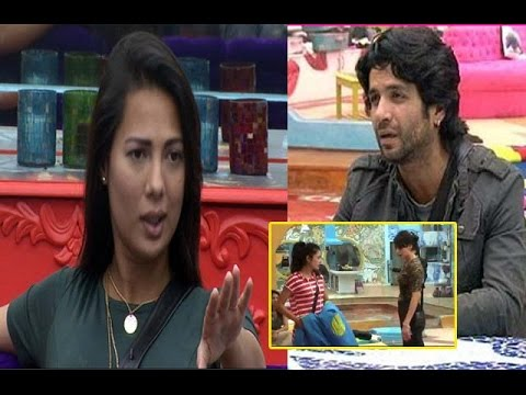 Bigg Boss 9 | Heated Argument Between Rochelle-Pun