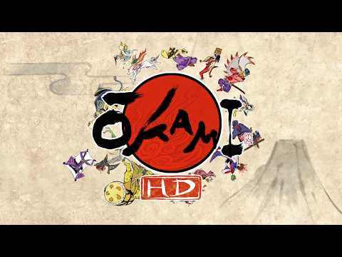 Okami HD Final - Sortie  PS4, XBOX ONE, PC