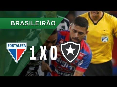 Fortaleza 1-0 Botafogo (Campeonato Brasileiro 2019...