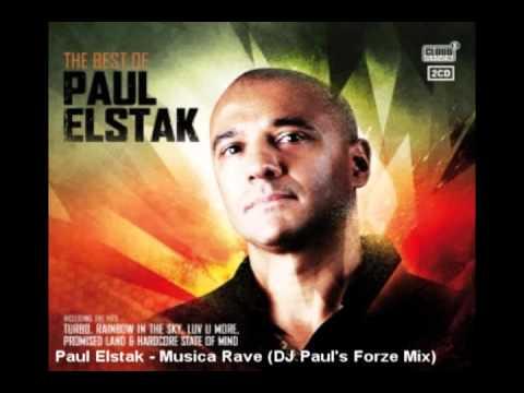 Paul Elstak - BEST OF CD1/2 (Album 2011) (видео)