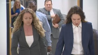 Former officer Amber Guyger charged in Botham Jean shooting appears in court