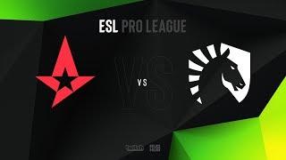 Astralis vs Liquid - ESL Pro League Season 9 Finals - bo3 - map1 - de_overpass [MintGod & PCH3LK1N]