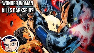 Video Wonder Woman Kills Darkseid?! - Conclusion to Darkseid War MP3, 3GP, MP4, WEBM, AVI, FLV Agustus 2018