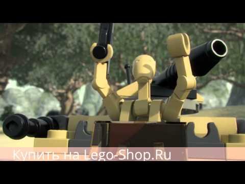 """Конструктор LEGO Star Wars 75029 """"Бронированный штурмовой танк сепаратистов"""""""