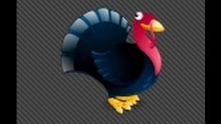 Thanksgiving Turkeys YouTube video