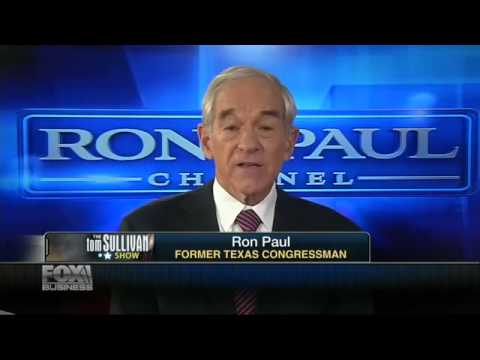 Ron Paul  Obamacare 'A Conspiracy Of Stupidity'   YouTube1