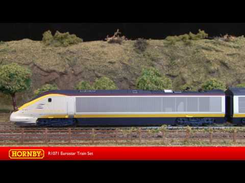 Hornby Eurostar Train Set R1071