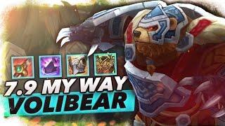 Video 7.9 Volibear Jungle My Way - Trick2G MP3, 3GP, MP4, WEBM, AVI, FLV Juni 2018