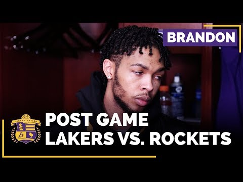 Video: Brandon Ingram Says Leadership Is Still An Area He's Trying To Grow