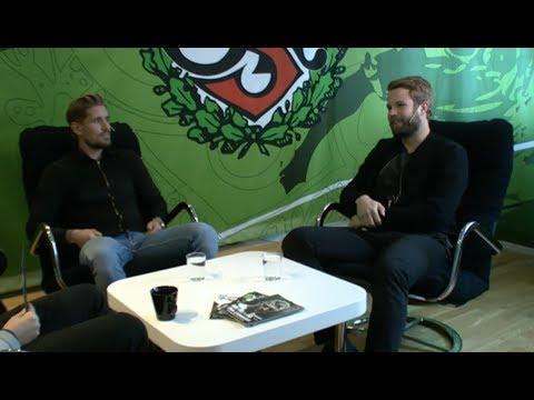 Sportklubben med Daniel Björnquist och Christoffer Wiktorsson