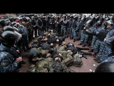 ШОК!!! Украинцы бъют фашистов! 9 мая 2017 Киев Одесса Харьков фильм НАРОДНАЯ ВОЙНА Украина
