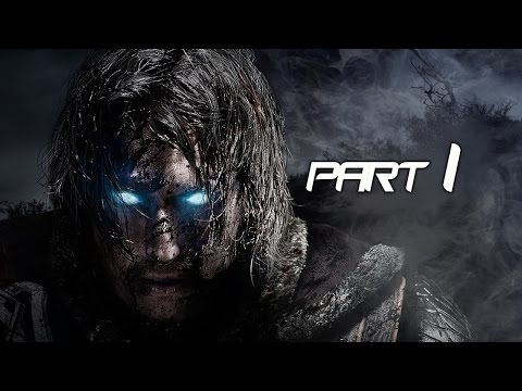 Middle Earth Shadow Of Mordor Gameplay Walkthrough Part 1 - Banished From Death (PS4)