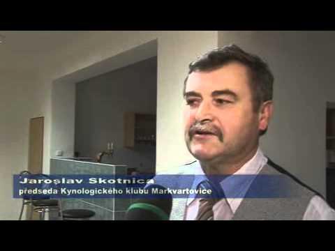 Výroční členská schůze Kynologického klubu Markvartovice