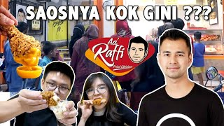 Video FRIED CHICKEN AA RAFFI AHMAD ANTRIANNYA PANJANG!! SEENAK APA SIH ?? MP3, 3GP, MP4, WEBM, AVI, FLV April 2019