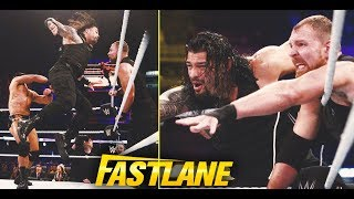 Nonton WWE Fastlane 10 March 2019 Highlights & Winners - The Shield Vs Drew Baron Lashley Fastlane Results Film Subtitle Indonesia Streaming Movie Download