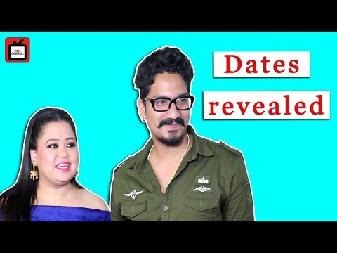 Bharti-Harsh reveal their wedding date! |