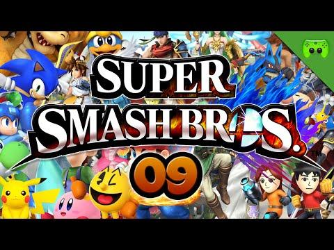 SUPER SMASH BROS # 9 - Der güldene Sonic «» Let's Play Super Smash Bros. | Full HD