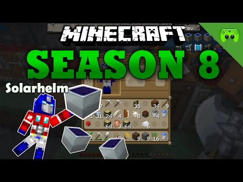 SOLARHELM «» Minecraft Season 8 # 91 | HD