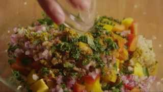 How to Make Cranberry and Cilantro Quinoa