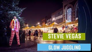 Steve The Juggler's Showreel