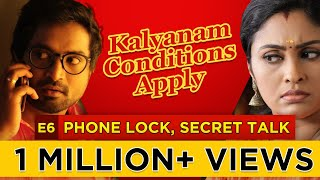 Video Kalyanam Conditions Apply | Episode 6 - 'Phone Lock, Secret Talk' | Mirchi Senthil & Sreeja MP3, 3GP, MP4, WEBM, AVI, FLV Januari 2018