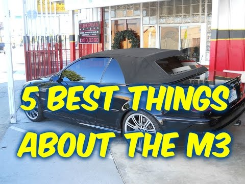 2006 BMW E46 M3 (HD)--5 Best Things about the M3