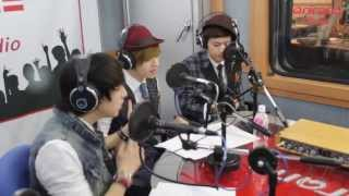 Video 130419 C-CLOWN Shaking Heart Radio Live @ Arirang Sound K MP3, 3GP, MP4, WEBM, AVI, FLV Desember 2017