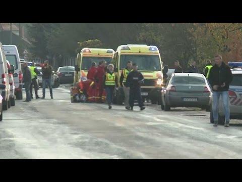 Ουγγαρία: Αστυνομικός νεκρός από πυρά ηλικιωμένου ακροδεξιού – world