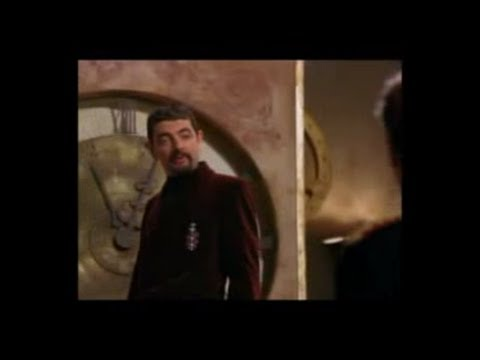 Mr Bean Time Travel -Funny (Rowan Atkinson with a Time Machine)