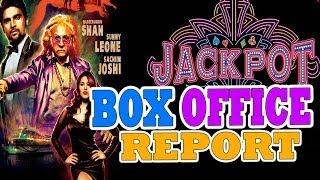 "Watch ""Jackpot Box Office Report"" - Sunny LeoneSubscribe now and watch for more of Bollywood Entertainment Khari Baat at http://www.youtube.com/subscription_center?add_user=kharibaatRegular Facebook Updates https://www.facebook.com/kharibaatwithRC""Jackpot box office report"" ""Jackpot Bollywood Box Office Report""Watch Bollywood latest update from  - Bollywood Box office Report, Jackpot Box Office Report,  Jackpot Weekend Box Office Report,  Jackpot Collection Report, Bollywood Box Office Report, Bollywood, Box office report, Box office,Gori Tere Pyaar Mein, News, Hindi,box office collection, Movie Reviews, Movie Previews, Box Office Hits, Collections,Trade Openings, Weekend,Hindi Movie, Mumbai, Cinemas, Bollywood Business, komal nahta, Dhoom 3 Songs, krrish 3 songs, India, Box Office India (Website), Gunday,gunday teaser, gunday movie teaser, Bigg boss 7 full video, full episode, full video, Bigg boss,Jackpot box office, Jackpot first day collections,jackpot movie songs,sunny leone bathing mms,Sunny Leone,sunny leone jackpot, jackpot official trailer, sexy sunny leone, jackpot movie trailer, Jackpot Kissing Scene, Sunny Leone Sachiin Joshi Hot Scene, Jackpot sunny leone movie, Jai ho official Trailer, salman khan Jai Ho, shahid sonkashi full songs, kaddu katega song, gandi baat song, r rajkumar first look, r rajkumar official trailer, Jai ho first look, Jaiho teaser, Jai Ho Trailer, Jai ho official Trailer,  ""review"" ""review by krk"" ""movie review by komal nahta"" ""Film Review"" ""Public Review"" ""The zoOm Review Show"" ""review of"" ""trailer review"" ""trailer of"" ""first look"" ""making of"" ""reviews"" ""Movie Review"" ""public reviews"" ""bollywood review"" ""online movies review"" ""online film review"" ""B-town news"" ""bollywood news"" ""bollywood gossips"" ""gossips of bollywood"" ""salman khan"" ""Shahrukh khan"" ""hrithik roshan"" ""SRK"" ""interview"" ""upcoming"" ""interview with"" ""bollywood stars"" ""bollywood actors"" ""celebs"" ""ranbir kapoor"" ""akshay kumar"" ""katrina kaif"" ""deepika padukone"" ""indian star"