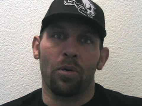 Shane Carwin UFC 111 PreFight Interview about fighting Frank Mir